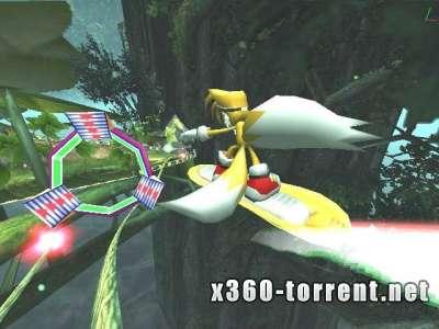 Sonic Riders (GOD) (ENG/Multi5) XBOX360E