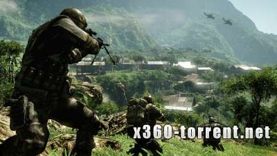 Battlefield. Bad Company 2 (FreeBoot) (GOD) (RUSSOUND) Xbox 360
