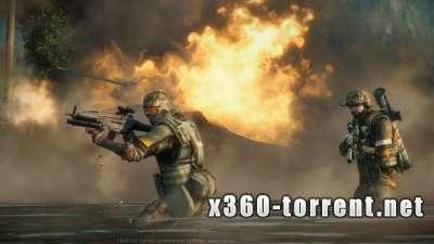 Battlefield - Bad Company 2 (FreeBoot) (JTAG) (RUSSOUND) Xbox 360