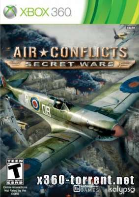 Air Conflicts Secret Wars (ENG) Xbox 360