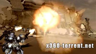 Armored Core: For Answer (ENG) Xbox 360