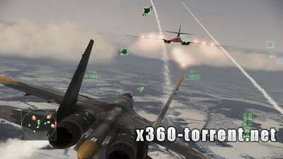 Ace Combat 6: Fires of Liberation (ENG) Xbox 360