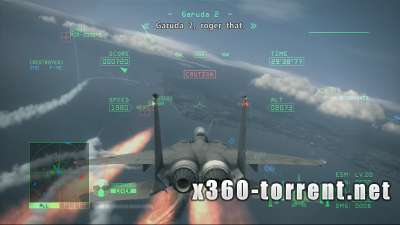 Ace Combat 6 Fires of Liberation (FreeBoot) (GOD) (ENG) (+ DLC PACK) Xbox 360