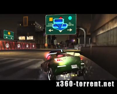 Need For Speed Underground 2 (FreeBoot) (GOD) (ENG) XBOX360E