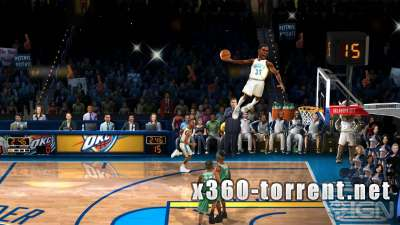 NBA Jam (FreeBoot) (GOD) (ENG) Xbox 360
