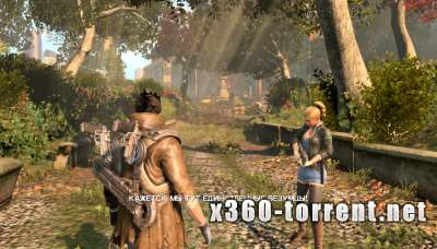 NeverDead (FreeBoot) (GOD) (RUS) Xbox 360