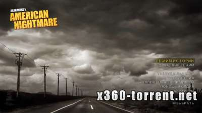 Alan Wakes American Nightmare (FreeBoot) (GOD) (RUSSOUND) Xbox 360