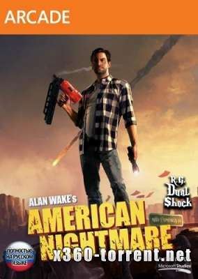 Alan Wakes American Nightmare (FreeBoot) (GOD) (RUSSOUND) Xbox 360