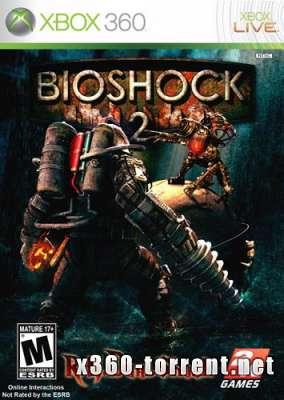 Bioshock 2 Complete Edition (FreeBoot) (+DLC) (GOD) (RUSSOUND) Xbox 360