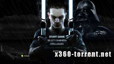 Star Wars. The Force Unleashed 2 (FreeBoot) (GOD) (ENG) Xbox 360