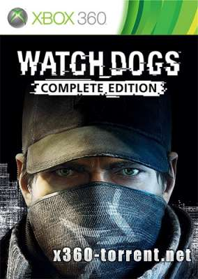 Watch Dogs: Complete Edition / Watch_Dogs (+ALL DLC +TU) (FreeBoot) (JTAG) (RUSSOUND/MULTi4) Xbox 360