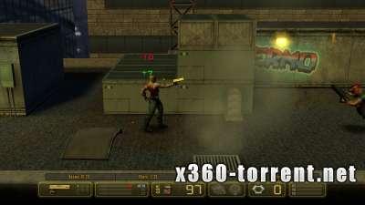Duke Nukem Manhattan Project (XBLA) (RUSSOUND) Xbox 360