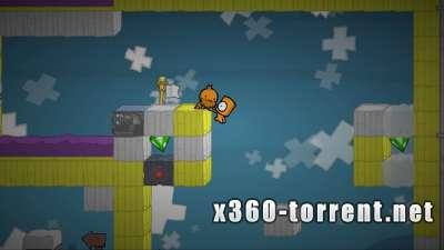 BattleBlock Theater (XBLA) (ENG/RUSSOUND) Xbox 360