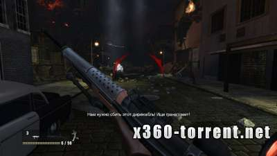 Turning Point Fall of Liberty (FreeBoot) (GOD) (RUSSOUND) Xbox 360