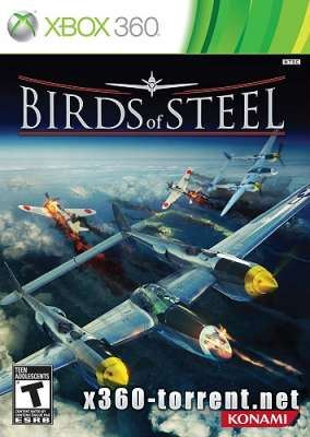 Birds of Steel + DLC (FreeBoot) (GOD) (RUSSOUND) Xbox 360