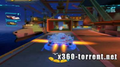 Cars 2 The Video Game + DLC PACKS (FreeBoot) (GOD) (RUSSOUND) Xbox 360