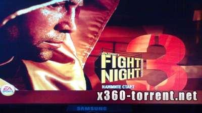 Fight Night Round 3 (RUS) Xbox 360