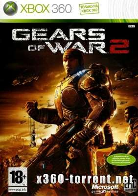 Gears of War 2 GOTY (FreeBoot) (GOD) (RUS) Xbox 360
