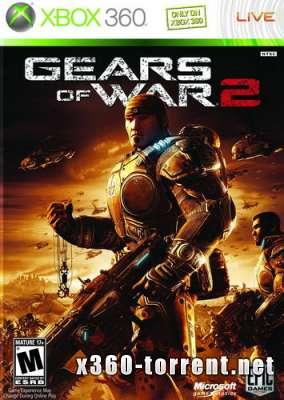 Gears of War 2 - RePack (FreeBoot) (GOD) (RUS) Xbox 360