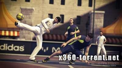 FIFA Street (ENG) Xbox 360