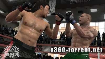 EA Sports MMA (RUS) Xbox 360