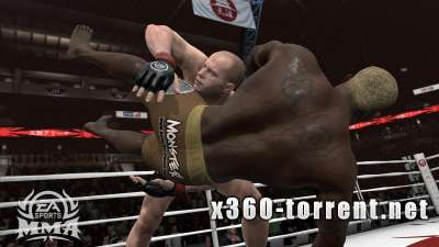 EA Sports MMA (FreeBoot) (GOD) (RUS) Xbox 360