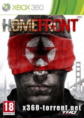 Homefront (FreeBoot) (JtagRip) (RUSSOUND) Xbox 360