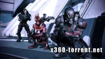 Mass Effect 3 (FreeBoot) (GOD) (RUS) Xbox 360