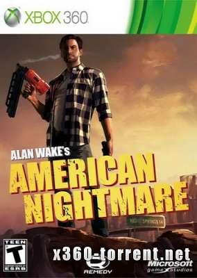 Alan Wake's American Nightmare (Русская озвучка, Русские текстуры) (XBLA) (RUSSOUND) Xbox 360