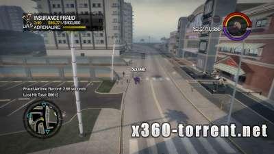 Saints Row 2 (DLC + TU) (FreeBoot) (GOD) (ENG) Xbox 360