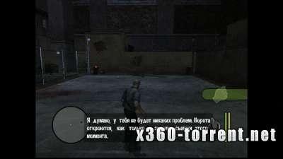 Manhunt (Uncensored) (FreeBoot) (JTAG) (RUS) XBOX360E